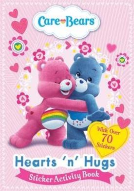 Care Bears: Hearts 'N' Hugs Sticker Activity Book (Care Bears)
