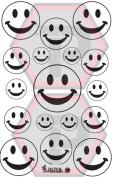 Smiles 1 stencil for cerakote, gunkote, duracoat Avery paint mask sticky back vinyl