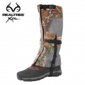 Yukon Charlie's REALTREE Gaiter - M/L (shoe size 6-10) - Xtra Wood Camo