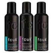 Fcuk Bodtspray Trio Gift Set For Men by FCUK