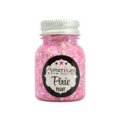Amerikan Body Art Pretty in Pink Pixie Paint Glitter Gel