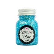 Amerikan Body Art Blue Monday Pixie Paint Glitter Gel