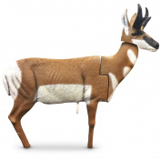 Rinehart Targets Antelope Decoy, Brown