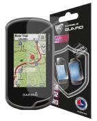 Garmin Oregon 600 600t 650 650t ( 2 units ) Screen Skin Protector Shield Ultra HD Clear Film Anti Scratch Skin Guard - Smooth / Self-Healing / Bubble -Free+ Lifetime Replacements