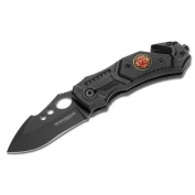 New Boker Magnum - Fire Ant + Includes a Free Quick Release Paracord Bracelet