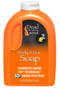 Dead Down Wind 650ml Body and Hair Soap, Orange