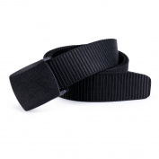Men Nylon military belt Tactical Web Waist Belt Adjustable Waistband With Plastic Buckle