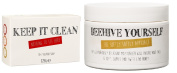 Keep it Clean (10% Sulphur Soap) and Beehive Yourself (Propolis Moisturiser) - whytheface
