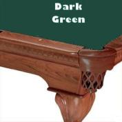 2.4m Dark Green ProLine Classic 303 Teflon Billiard Pool Table Cloth Felt