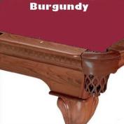 Proline Classic 303 Burgundy Bumper Pool Table Cloth