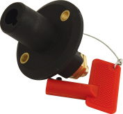 QuickCar Racing Products 55-003 Battery Master Disconnect Switch with Removable Key