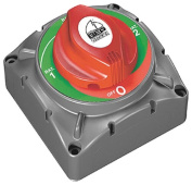 BEP Heavy-Duty Four Battery Selector Switch