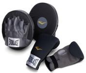 Everlast Boxing Fitness Kit, Black/Grey