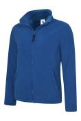 UC608 Royal S Ladies Classic Full Zip Fleece Jacket