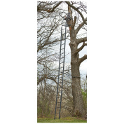Guide Gear 7.6m Deluxe Double Rail Ladder Tree Stand