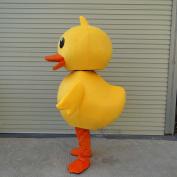 Duck Mascot Costume Fancy Dress Suit EPE