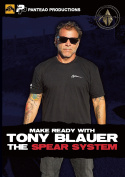 Panteao Productions Make Ready The SPEAR System Tactical with Tony Blauer Training DVD