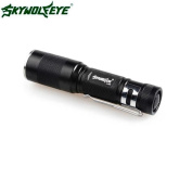 Super Bright Flashlight ZIYUO Q5 4000LM Zoomable LED Flashlight 3 Focus Mode Torch Light Lamp