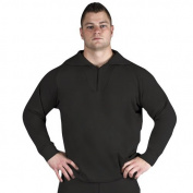 Fox Outdoor Products ECWCS Extreme Cold Weather Polypropylene Underwear Top, Black, X-Large