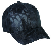 Kryptek Adjustable Tuck Away Closure Blank Cap, Camouflage