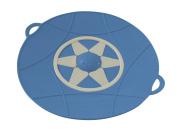 Beper Universal Silicone Lid, Blue, 30 cm