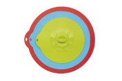 KitchenCraft Colourworks Silicone Suction Food Covers / Pan Lids