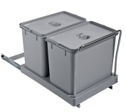 elletipi PA710 Pull-Out Waste Bin for Base