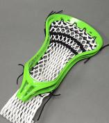Warrior Swarm Lacrosse Head Strung Green/Black LAX X Spec (NEW) Lists For $99.99