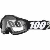 100% Accuri OTG Goggles-Black Tornado
