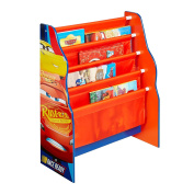 Disney Cars Kids Sling Bookcase - Bedroom Storage by HelloHome