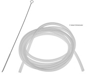 2 m Milk Tube and Cleaning Brush for Jura ENA Impressa Fully Automatic Coffee Machines