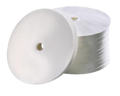 Rundfilterpapier 195mm