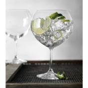 Bohemian Glass - Set of 6 Glasses Bohemia Gin Tonic