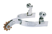 Weaver Leather Children 25-8140 Spur with Engraved Band