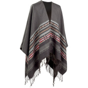 Poncho (Ethno look) Time for Christmas 140x150 cm one size by Spiegelburg