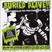 Buried Alive!! Demented Teenage Fuzz From Down Under 1965-1970 [Box]