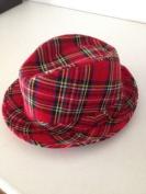 Hat Tartan Trilby Scotts scottish Scotland Burns Night Bay City Rollers