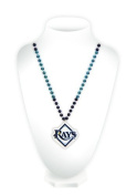 MLB Tampa Bay Rays Beads with Medallion by Rico