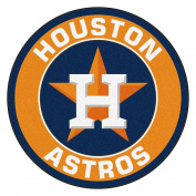 FANMATS 18136 MLB Houston Astros Roundel Mat