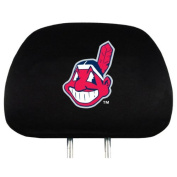 MLB Cleveland Indians Auto Headrest Covers Set of Two
