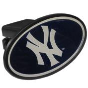 MLB New York Yankees Plastic Hitch Cover