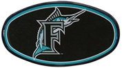 MLB Florida Marlins Plastic Hitch Cover