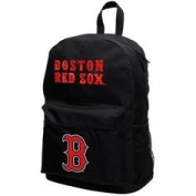 MLB Boston Red Sox Sprint Backpack, 46cm , Black/Black