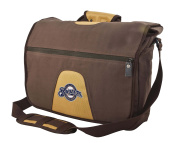 MLB On The Road Collection Milwaukee Brewers Messenger Bag