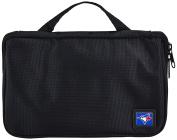 MLB Toronto Blue Jays Travel Toiletries Organiser, 21 x 20cm x 3.8cm , Black