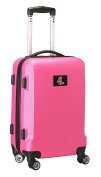 MLB Boston Red Sox Retro Carry-On Hardcase Spinner, Pink