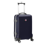 MLB Chicago Cubs Carry-On Hardcase Spinner, Navy