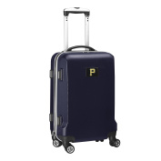 MLB Pittsburgh Pirates Carry-On Hardcase Spinner, Navy