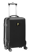 MLB Pittsburgh Pirates Carry-On Hardcase Spinner, Black
