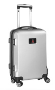 MLB Los Angeles Angels Carry-On Hardcase Spinner, Silver